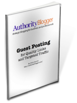 guest posting on blogs